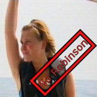 Karen Vanautgaerden nam deel aan Expeditie Robinson 2003