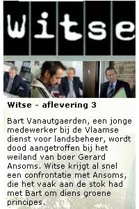 Bart Vanautgaerden als personage in Witse
