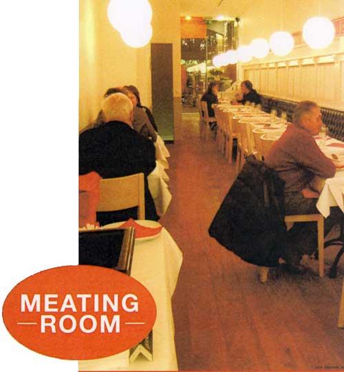Meating Room interieur