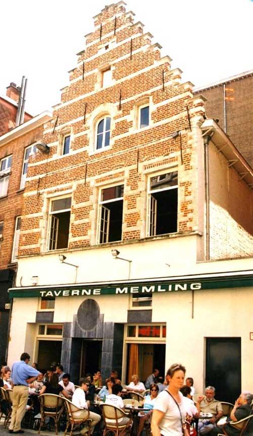 Taverne Memling
